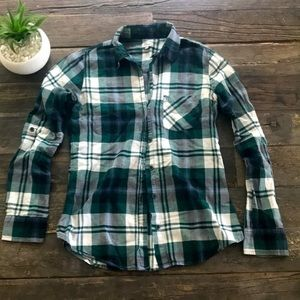 🔥4 for $25🔥 KISMET Plaid Button-down Shirt